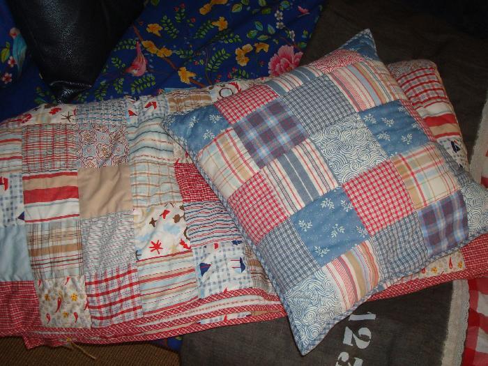 Patchwork deken van Room Seven